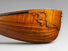 Mandolin  Attributed to Vincentius Vinaccia  (Italian, Naples active 1769–1795 Naples)  Date: ca. 1770