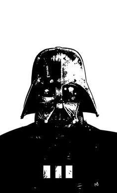 Darth Vader by Neil McClements