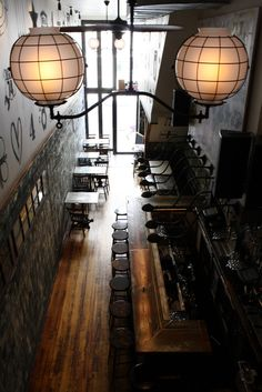 Would love to open a coffee shop that looks like this one day...