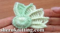 CROCHET WING PATTERN Tutorial 10 Part 2 of 2. http://sheruknitting.com/videos-about-knitting/crochet-elements-and-projects/item/499-crochet-wing-pattern.html  Learn how to crochet a wing element. Easy to follow crochet video tutorial will help you to make a great crochet element for many of your projects.