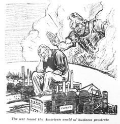 WWI Political cartoon, Visual Studies Collection, Library of Virginia. Political Images, Political Cartoons, World War I, Wwi, Virginia, Politics, Symbols, Memories, History