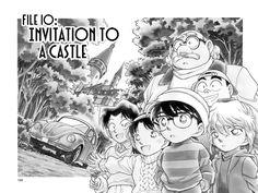 Read manga Detective Conan 0200 online in high quality Manga Detective Conan, Manga To Read, Castle, Anime, Art, Art Background, Anime Shows, Kunst, Gcse Art