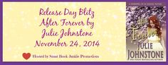 Author Sandra Love: After Forever by: Julie Johnstone Release Day Blit...