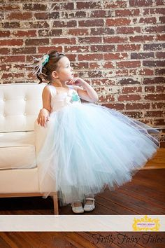Hey, I found this really awesome Etsy listing at http://www.etsy.com/listing/125987299/tiffany-blue-flower-girl-dress