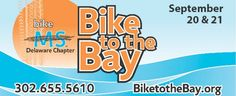 Blind Cyclist Joins Bike to the Bay Sept. 20-21 to Raise Funds for Multiple Sclerosis