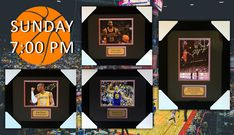 Are you a fan of Lebron, Kobe, Curry or MJ? 🏀 Make your bid on these personally signed and framed photos which all come with a certificate of authenticity Under The Hammer, Arcade Games, Kobe, Mj, Authenticity, Certificate, Curry, Auction, Make It Yourself