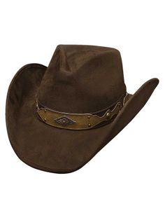 4edf96340f577 Bullhide Cooper Creek - Leather Cowboy Hat