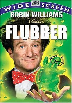 Packed with unmistakable Disney magic, Flubber explodes on the screen, fusing adventure, eye-popping visual effects, and the gravity-defying comic genius of Robin Williams. Disney Movie Club, Disney Movies, Movie Tv, Movie List, Family Movie Night, Family Movies, Robin Williams Movies, Steve Guttenberg, Clancy Brown