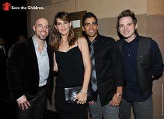 Jennifer Garner and Daughtry.  On October 1, 2013, @ Calvin Klein presented its first-ever @ Save the Children #CK4PreK Gala. http://www.savethechildren.org/site/c.8rKLIXMGIpI4E/b.8193011/?msource=wespickg1013 #PreK4All