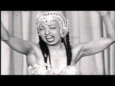 Josephine Baker * Voila Paris * 1955 - YouTube