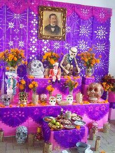 Coffee Break: Feliz Día de Muertos!!! Happy Day of the Death!!!