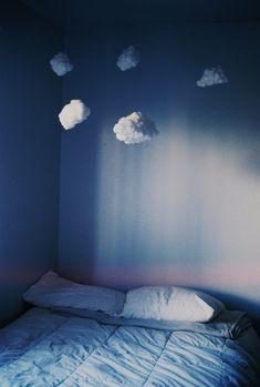 DIY Sleeping Clouds
