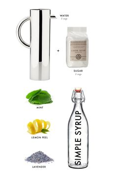Simple Syrup Recipe 3