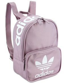 adidas Originals Santiago Mini Backpack - S Adidas Backpack, Adidas Bags, Adidas Shoes, Music Backpack, Backpack Bags, Cute Mini Backpacks, Girl Backpacks, Fashion Bags, Fashion Backpack