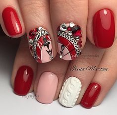 AMAZING PRETTY NAIL ART DESIGNS Reny styles-Spare a little time to appearance your nails with active attach art designs. When creating attach designs such as flowers, anniversary allotment is fabricated alone in advance, again put calm and alert on to the attach chip. Attach art is not article new and every babe wants to baby herself by indulging into accepting admirable attach designs. Related PostsSTYLISH NAILS