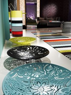 corian: Missoni exhibition