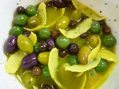 Provencal Olives and Italian Glazed Almonds