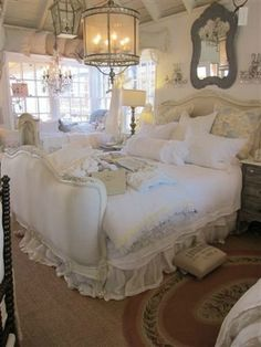 30 shabby chic bedroom decorating ideas - Shabby Chic Decor Bedroom