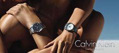 Um relógio clássico que comemora o luxo sofisticado da marca Calvin Klein
