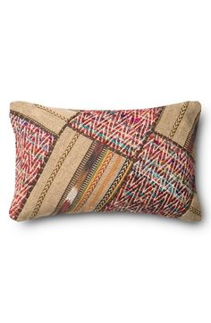 Loloi Patchwork Pillow available at #Nordstrom