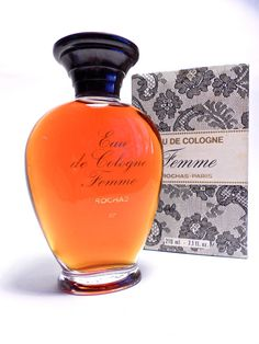 FEMME vintage perfume Marcel Rochas Paris 1960s by danycoty, $340.00