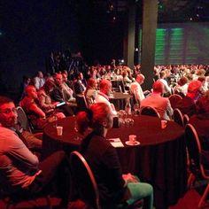 Aandachtig luisteren...... #MediaparkJaarcongres #Mediapark #Hilversum #mpjc2014 #iMMovator