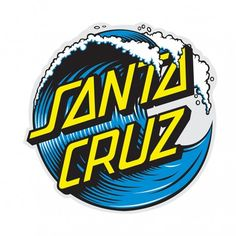 Santa Cruz Opus Decal Sticker