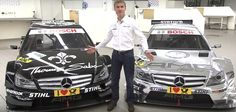 2012 Version of the #DTM #Race #Car http://www.benzinsider.com/2012/03/video-2012-version-of-the-dtm-race-car/