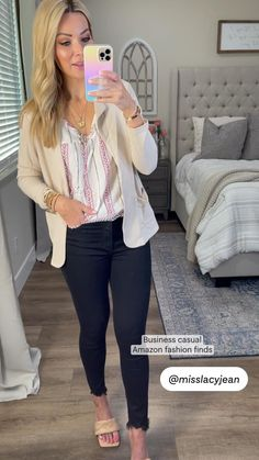 Summer Office Outfits, Business Casual Outfits For Work, Business Attire, Casual Office Outfits, Semi Casual Outfit, Office Attire Women, Interview Attire Women, Interview Clothes, Professional Outfits