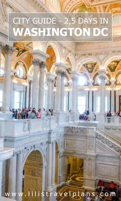 CITY GUIDE: How to spend 2,5 days in Washington DC, USA
