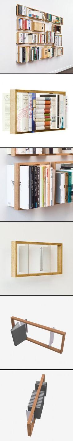 Industrie Look Wand Regal Metall Rohre Bücher Ablage Beton Folie Ess Zimmer Deko