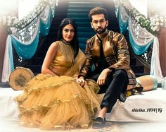 Anika Ishqbaaz, Nakul Mehta, Surbhi Chandna, Tv Couples, Tv Actors, Bollywood Actors, Celebs, Celebrities, Best Couple