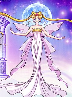 Neo Queen Serenity (Sailor Moon)