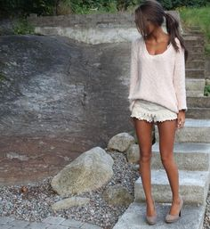 If u wanna looked tanned... Stick to earthtones, pastels, creams, etc... Love this colour combo!