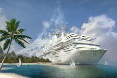 A Cruise to Anywhere Tropical
