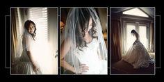 wedding album page layout