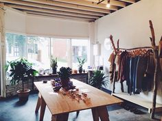 Local Richmond, VA gems: NA NIN Studio, filled with lovely finds from home goods to beauty cabinet staples