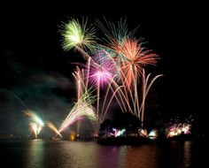 A great starting point to get the firework photos you want with detailed camera settings.