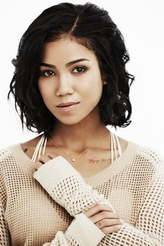 Feeling chilly? Throw a sweater over your bikini. Thanks Jhene Aiko for the tip!