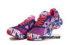 buy online 6da6a bf63a all Asics shoes womens 56 Sapato Cor De Rosa, Tênis De Corrida Asics,  Sapatos