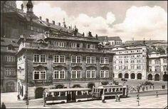 Praha - Malostranské náměstí (1960)