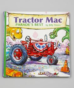 Take a look at this Tractor Mac Parade's Best Hardcover on zulily today!