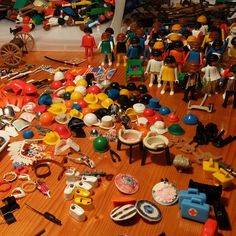 Yay for #Playmobil :)