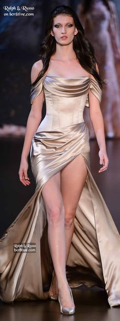 Ralph & Russo Haute Couture Fall 2015-16 jolieee ******♥
