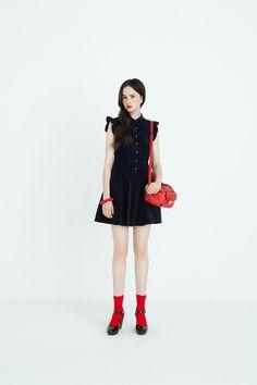 [No.15/49] To b. by agnès b. 2014~15秋冬コレクション   Fashionsnap.com
