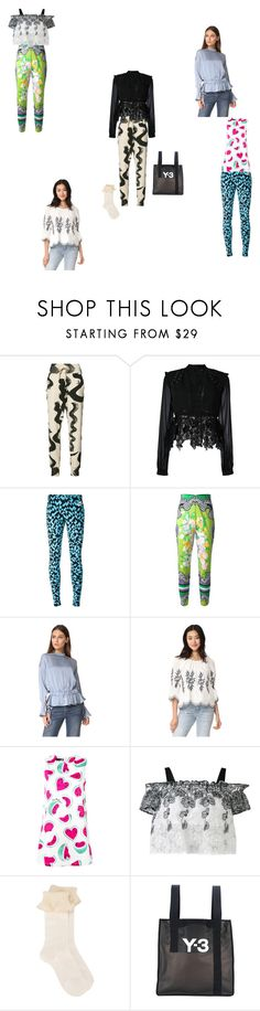 """""""it's not about which size you wear"""" by emmamegan-5678 ❤ liked on Polyvore featuring Vivienne Westwood Red Label, self-portrait, NIKE, Versace, Marissa Webb, Moon River, Love Moschino, Blugirl, Gucci and Y-3"""