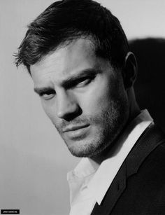 One of the many shades of the silver screen's Mr. Grey.  Swooooon!