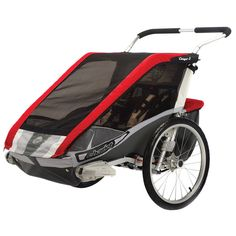What to Consider When Purchasing a Used Thule Chariot Baby Stroller - This is one of my favorite things! Will be a weepy day when I part with it!