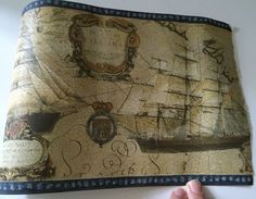 Country angel border debbie mumm 5 yards prepasted wallpaper norwall border ancient ships antique look old world map wall paper prepasted gumiabroncs Images