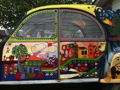 Sanat bu arabanın sadece içinde değil, dışında da var | Ulugöl Otomotiv Citroen sayfası: http://www.ulugol.com.tr/Citroen.aspx